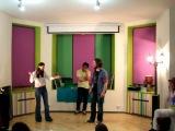Freak Fall Improv Comedy - Игра Револьвер! специально для Антикафе